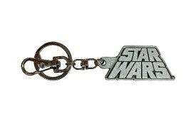 スター・ウォーズ・サガ The Star Wars Saga IKE-153 ロゴメタルキーホルダーA(EP4)