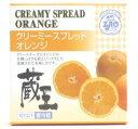 蔵王 チーズ クリーミースプレッド オレンジ