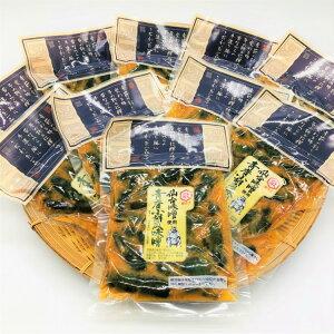 【送料無料】仙台青唐小胡瓜味噌 170g×10袋