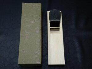 カンナ千代鶴鉋 寸四(60mm)金木犀(キンモクセイ)台打