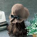 レディース ハット 帽子 小顔 防寒 可愛い おしゃれ ピエスドリュシル 秋冬 温かい ウール ハロウィン シンプル ナチ…