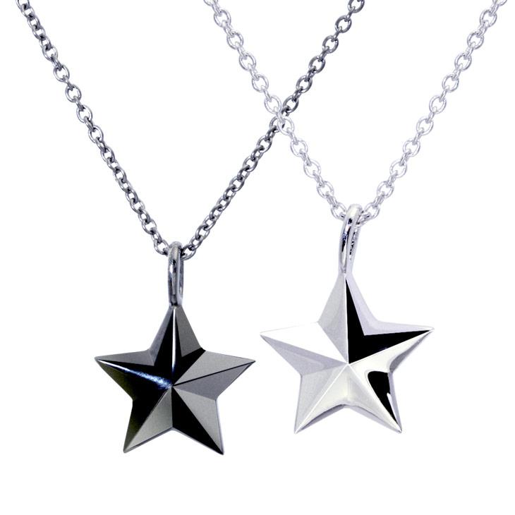 【ポイント15% スーパーDEAL】 LARA Christie (ララクリスティー)ステラ ペアネックレス [ PAIR Label ] シルバー ペアネックレス クリスマス 【gift_d18】