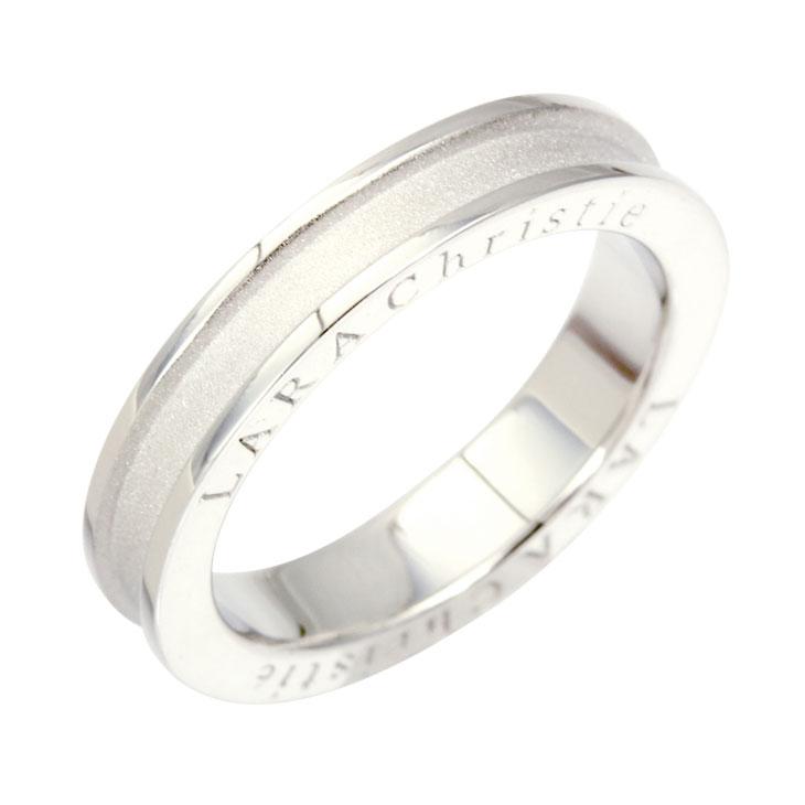 LARA Christie (ララクリスティー)ネーヴェ リング 指輪[ WHITE Label ] シルバー リング レディース 母の日 ギフト 【nlife_d19】