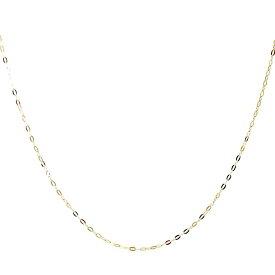 18金 18k k18 ネックレス チェーン ゴールドチェーン フラット アズキチェーン あずき 小豆 ゴールド ネックレス チェーン ネックレス レディース ネックレス 女性 Sears (シアーズ) ホワイトデー ギフト
