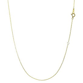 K10YG(10金イエロー) ゴールドチェーン アズキチェーンk10 ネックレス あずき 小豆 ゴールド ネックレス チェーン レディース ネックレス 女性 Sears (シアーズ)