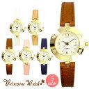 Velsepone (ベルセポーネ) レディース ウォッチ 腕時計 チェルシー 日本製ムーブメント