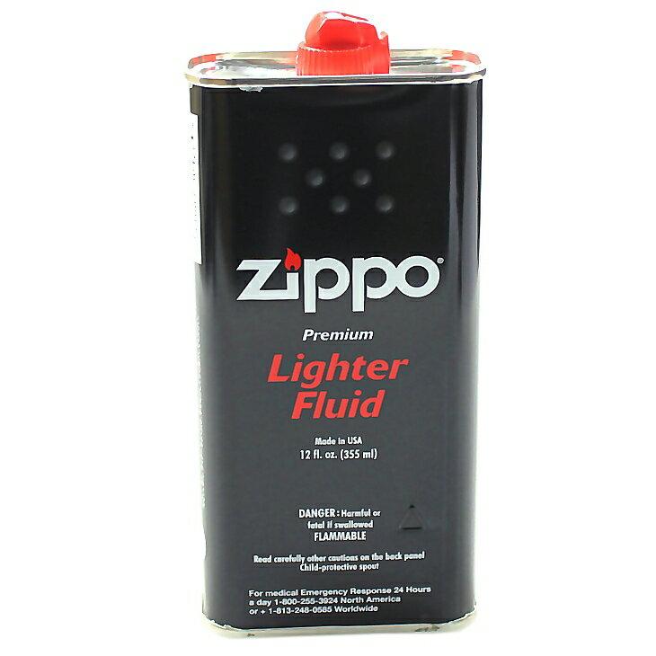 ZIPPO ジッポー ライター ZIPPO用 交換 オイル 大缶 355ml 純正 消耗品 メンテナンス用品 クリスマス