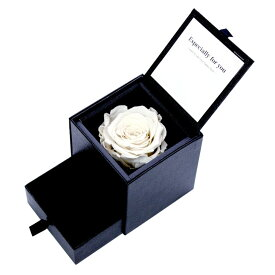 ネックレスケース ジュエリーケース プリザーブドフラワー 選べる 薔薇 ダイヤモンドローズ ボックス
