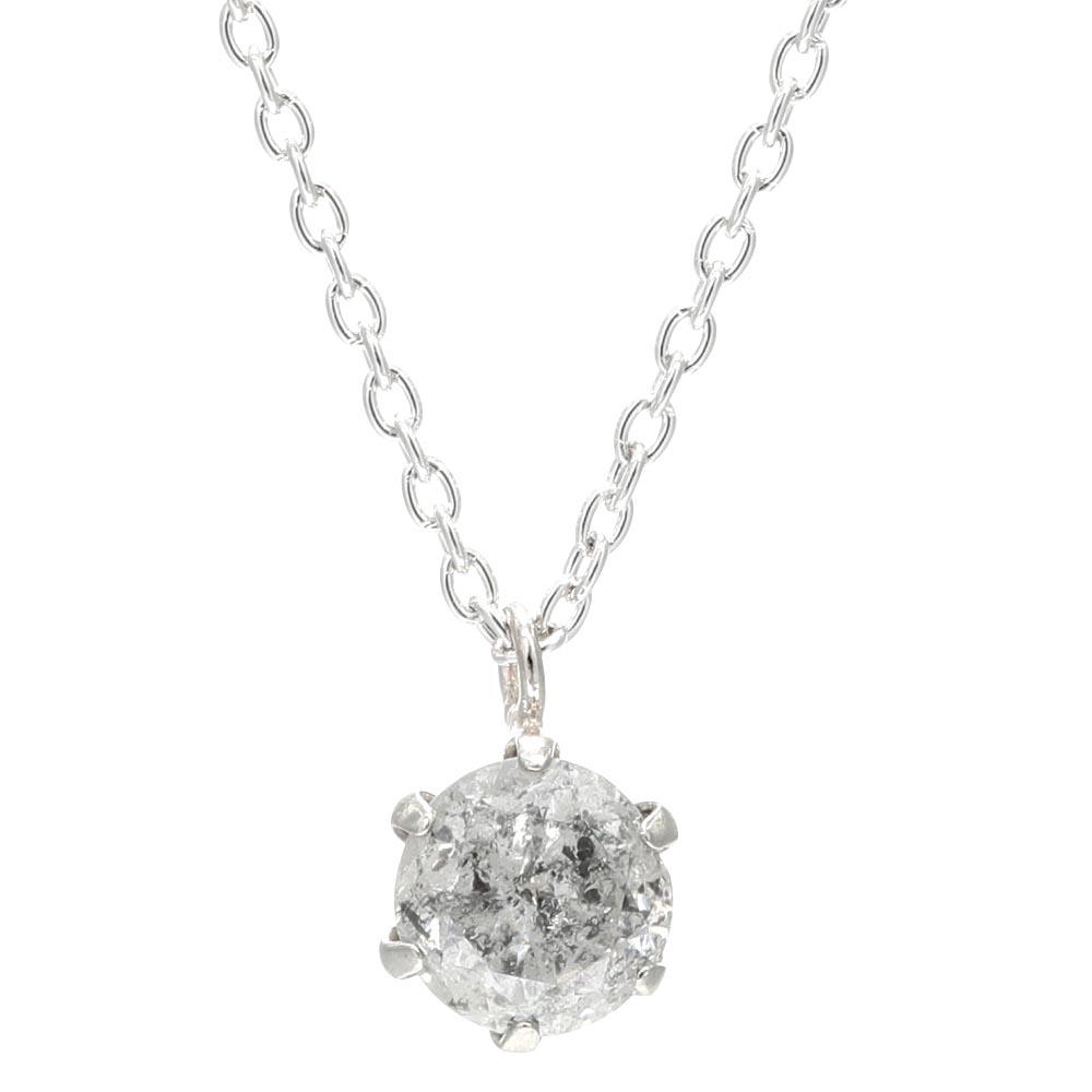 Velsepone(ベルセポーネ) 0.3ct ダイヤモンド ネックレス レディース プラチナ PT900 【保証書付き】