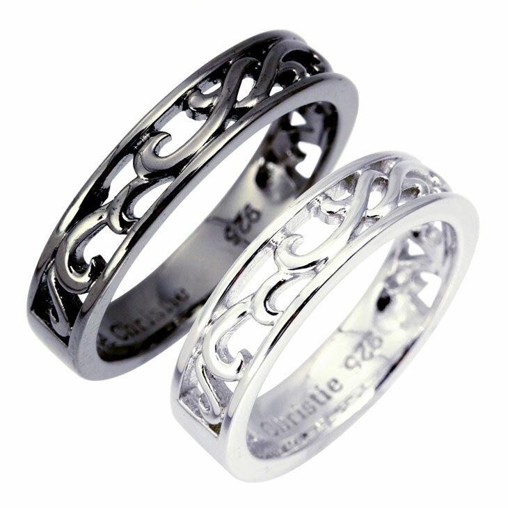 ペアリング LARA Christie (ララクリスティー) ランソー [ PAIR Label ] シルバー ペアリング 指輪