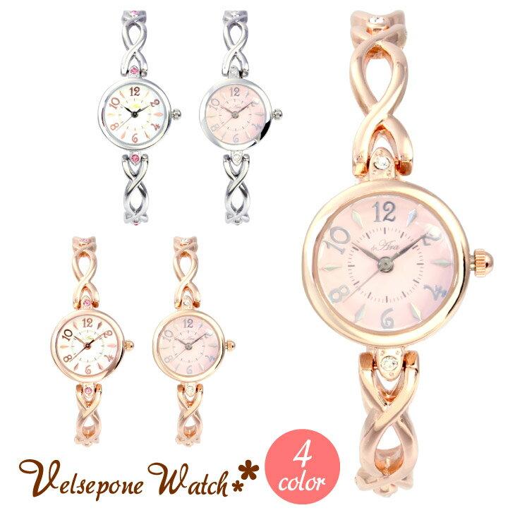 腕時計 レディース ウォッチ セーヌ 日本製ムーブメント Velsepone (ベルセポーネ)