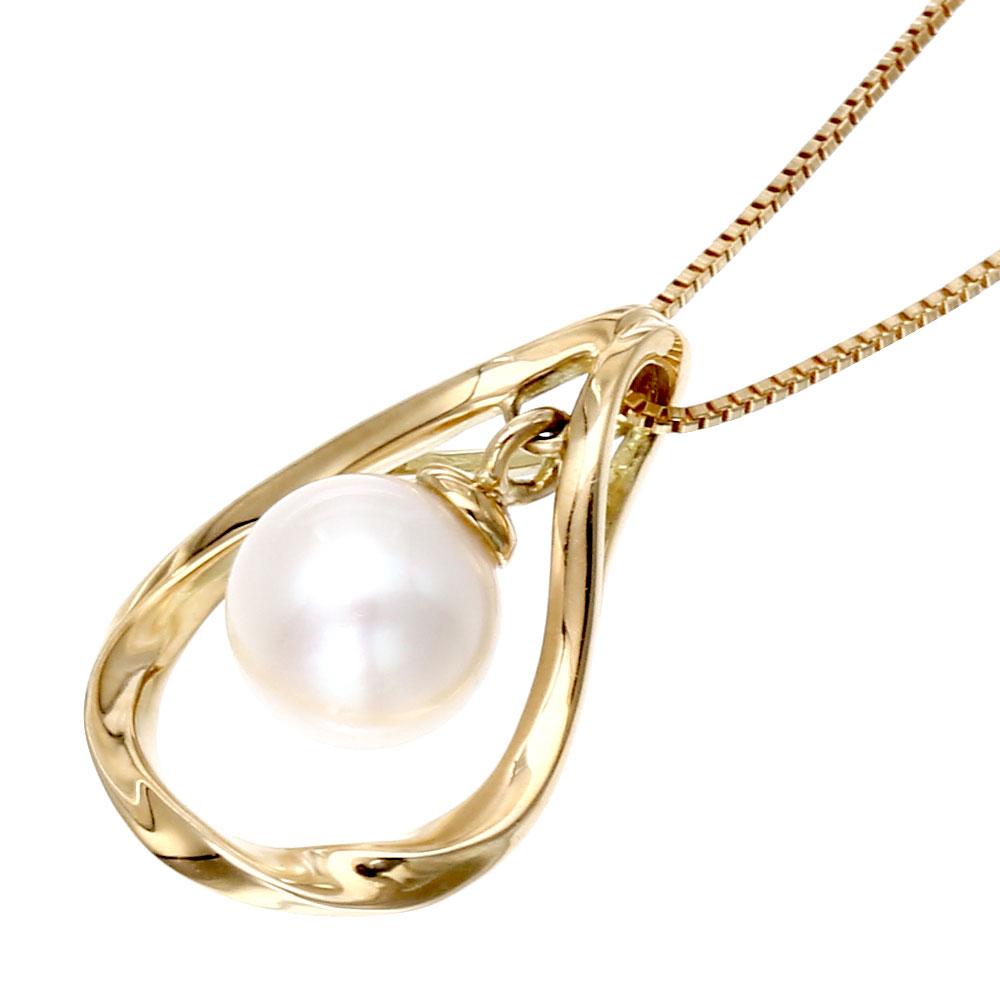 Velsepone(ベルセポーネ) K18YG あこやパール 真珠 ネックレス vp-663901-k18【送料無料】