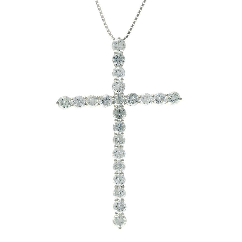 Velsepone(ベルセポーネ) ネックレス レディース K18WG ホワイトゴールド ダイヤモンド nhg-324989-k18wg 【送料無料】