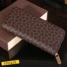 【送料無料】デザインがカッコいい大人気財布♪父の日ギフト財布、父の日プレゼント財布にも好適品☆高級本革財布メンズ財布