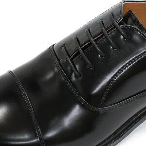 メンズシューズ靴レザー内羽根ストレートチップシューズ【LASSU&FRISSラスアンドフリス】805短靴革ドレスシューズビジカジビジネスオックスフォードブラックブラウン内羽