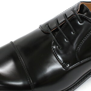 メンズシューズ靴レザー外羽根ストレートチップシューズ【LASSU&FRISSラスアンドフリス】805短靴革ドレスシューズビジカジビジネスオックスフォードブラックブラウン外羽