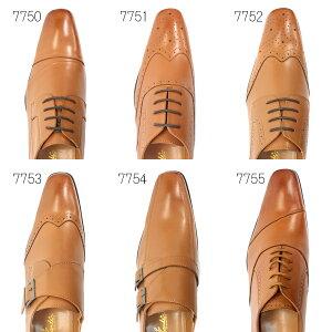 [送料無料][SARABANDEサラバンド]日本製本革ロングノーズビジネスシューズ7750/7751/7752/7753/7754/7755ロングノーズビジネスメンズ紳士靴ウイングチップ革靴スーツ【RCP】02P26Mar16