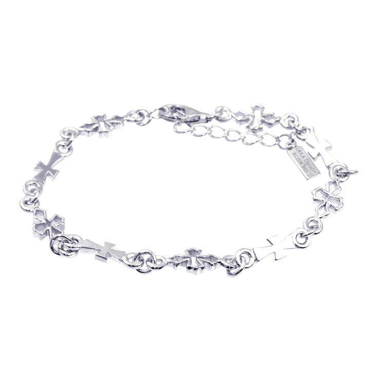 LARA Christie ララクリスティー ブレスレット シルバーアクセサリー シルバー レディース テンプルクロス [ WHITE Label ] b6036-w