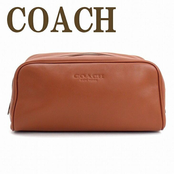 コーチ バッグ COACH コーチ メンズ セカンドバッグ クラッチバッグ アウトレット トラベル セカンドポーチ ウィークエンド レザー 93445SAD ブランド 人気