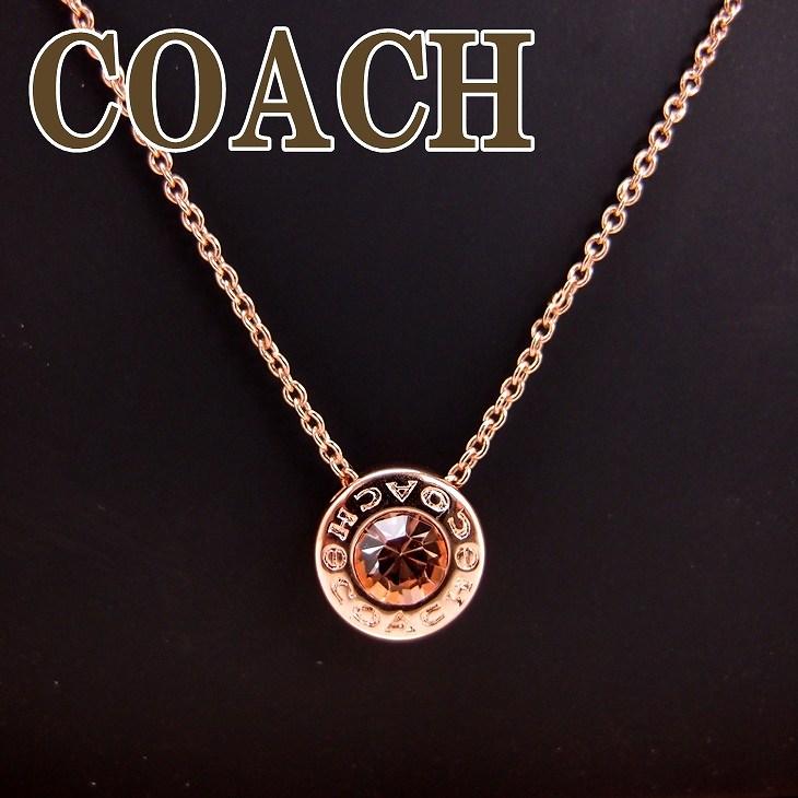 コーチ COACH ネックレス チェーン ペンダント オープンサークル ボックス 54514 ブランド 人気