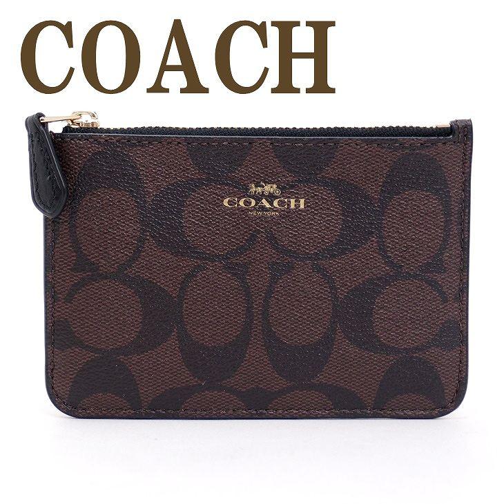 コーチ COACH 財布 キーケース キーリング コインケース メンズ レディース 63923IMAA8 ブランド 人気 誕生日 プレゼント ギフト