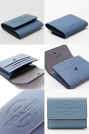 4a8620d5fe48 コーチCOACH財布メンズコインケース小銭入れカードケース24652L75ブランド人気 △画像を拡大する