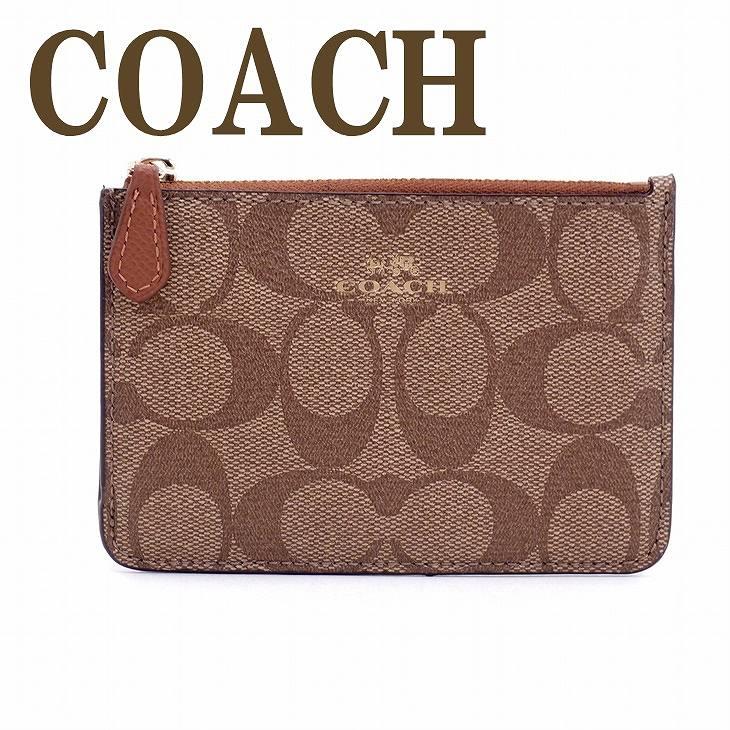 コーチ 財布 キーケース COACH キーリング コインケース メンズ レディース 63923IMBDX ブランド 人気 誕生日 プレゼント ギフト