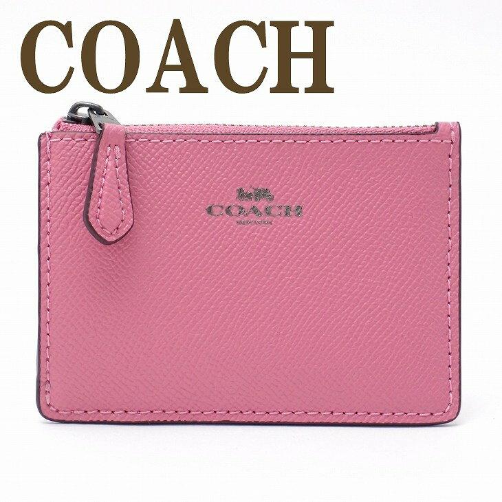 コーチ COACH 財布 キーケース キーリング コインケース メンズ レディース 12186QBPIN ブランド 人気