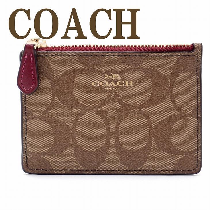 コーチ COACH 財布 キーケース キーリング コインケース メンズ レディース 16107IMDOB ブランド 人気