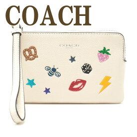 コーチ COACH ポーチ クラッチバッグ ハンドポーチ 財布 ハート レディース iPhone ケース 25839SVCAH ブランド 人気