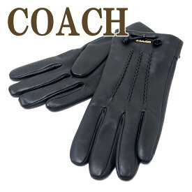 6a63dc1c79f7 コーチ COACH グローブ 手袋 レザー レディース 32708BLK ブランド 人気