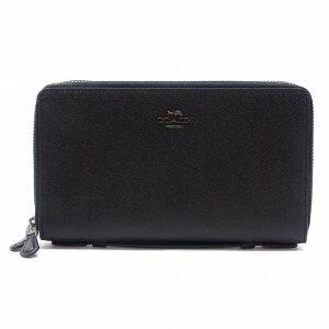 コーチCOACH財布メンズセカンドバッグポーチ長財布パスポートケース23334QBBKブランド人気