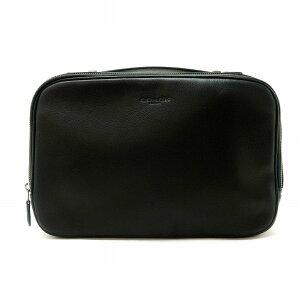 コーチCOACHバッグメンズセカンドバッグクラッチバッグ財布セカンドポーチレザー39806QBBKブランド人気