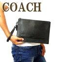コーチ COACH バッグ セカンドバッグ クラッチバッグ ポーチ セカンドポーチ ブラック 68154QBBK ブランド 人気