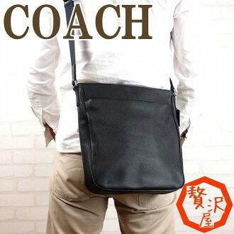 코치 가방 COACH 맨즈 숄더백경사 겨냥해 사피아노한드밧그 71286 SVBK 브랜드 인기