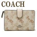 コーチ COACH 財布 レディース 二つ折り財布 レザー 87936SVQB9 ブランド 人気