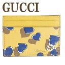 グッチ カードケース GUCCI グッチ パスケース 定期入れ ハート GG 334483-AV61G-7309 ブランド 人気