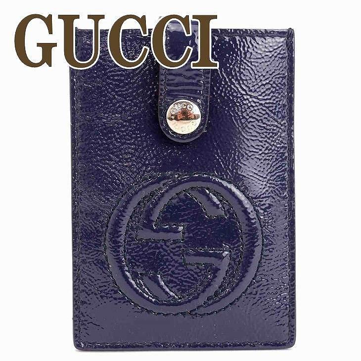 グッチ カードケース GUCCI グッチ 定期入れ ソーホー GG 338331-AB80G-4233 ブランド 人気