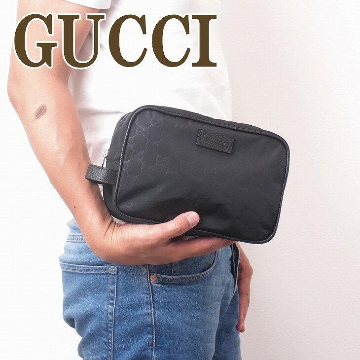 グッチ バッグ メンズ GUCCI セカンドバッグ クラッチバッグ ポーチ GUCCI 510338-K28AN-1000 ブランド 人気