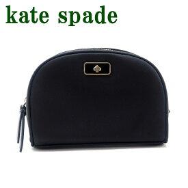 ケイトスペード バッグ KateSpade ポーチ コスメポーチ 化粧ポーチ WLRU5375-001 ブランド 人気