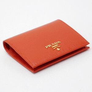 45d0da9a7985 プラダPRADA財布三つ折り財布レディースVITELLOMOVEPAPAYA1MV204-2EZZ-F0S73ブランド人気 · △画像を拡大する
