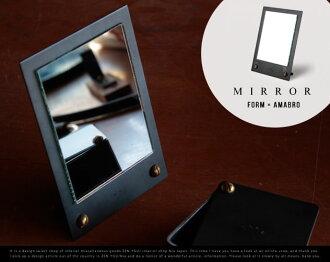站在鏡子 amabro × 形式鏡子 / 站 / 安布羅形式鏡子鏡子手鏡黃銅黃銅鐵鐵