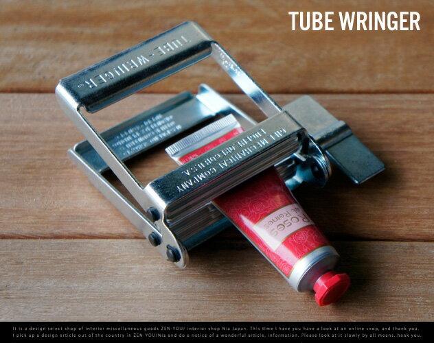 Tube Wringer チューブリンガー Gill Mechanical Company チューブ 絞り器 便利 グッツ 薬 歯磨き粉 DETAIL 【あす楽対応_東海】