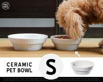 【S】CERAMICPETBOWL/セラミックペットボウルPUEBCOプエブコ餌入れエサボウルペット用食器