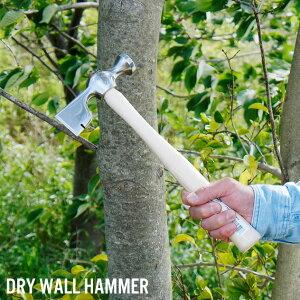 Dry Wall Hammer / ドライウォールハンマーアメリカ製 石膏ボード ハンマー トンカチ 工具 アメリカ製 USA ツール DETAIL