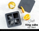 "Peak Ice Works ""King cube ice tray"" ピークアイスワークス ""キングキューブアイストレイ"" W&P Design 製氷 氷 ロ..."