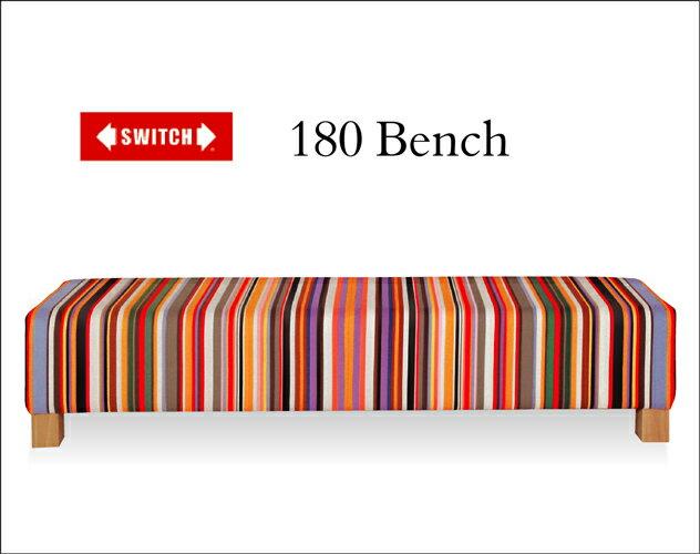 180 Bench ベンチ / SWITCH(スウィッチ) ベンチ イス 椅子