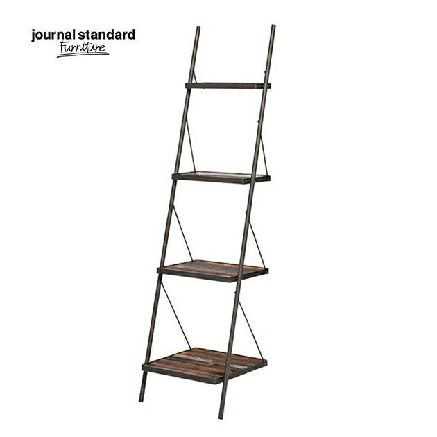 journal standard Furniture ジャーナルスタンダードファニチャー CHINON LADDER SHELF シノン ラダー シェルフ 収納 木製 什器 おしゃれ 店舗 ショップ カフェ 事務所 アパレル 北欧 ミッドセンチュリー 送料無料