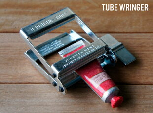 TubeWringerチューブリンガーGillMechanicalCompanyチューブ絞り器便利グッツ薬歯磨き粉DETAIL【あす楽対応_東海】