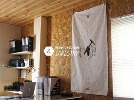 HEAVY-OX COTTON TAPESTRY / ヘビーオックス タペストリー &NUT / アンドナット ウォールタペストリー アウトドア キャンプ